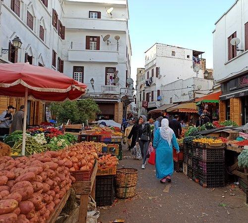 Special tour around Morocco