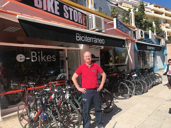 Torre del Mar, Spania: RENT BIKE STORE BICITERRANEO WITH MARC