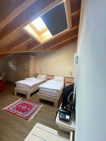 San Gottardo, Италия: camera da letto