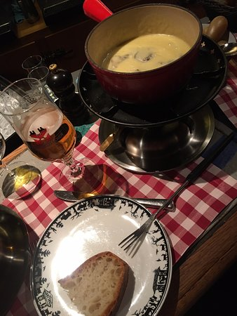 Nice fondue