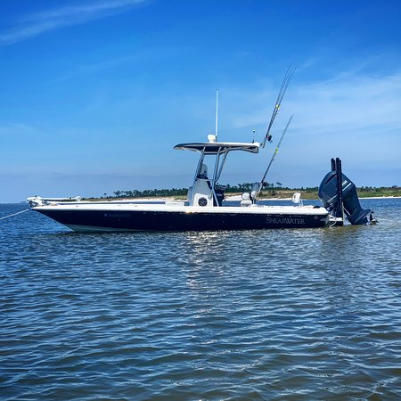 Spot Hunter Fishing Guide Services