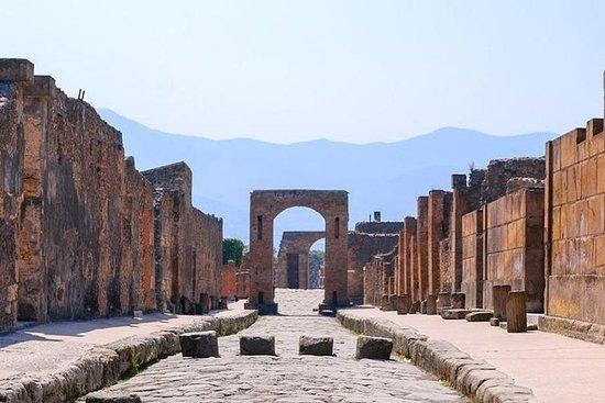 Private Day Tour Pompeii en ...