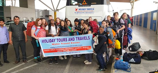 Holiday Tours And Travels