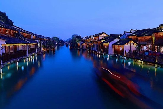 Shanghai Day Tour to Wuzhen Ancient Town