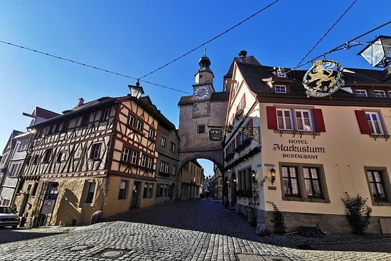 Tour a Rothenburg ob der Tauber desde Núremberg