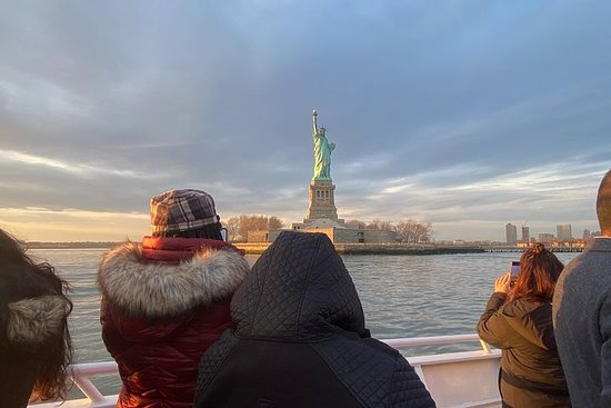 NOW OPEN: Statue of Liberty Sightseeing Cruise 60 Min