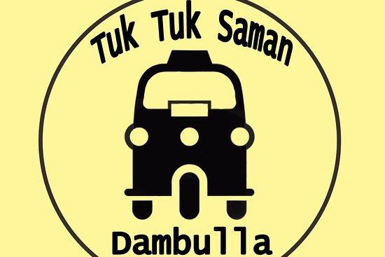Dambulla Tuk Tuk Saman Travels
