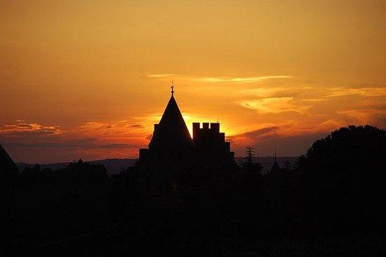 Full uke inkluderende tur til Cathar Country i fransk Languedoc