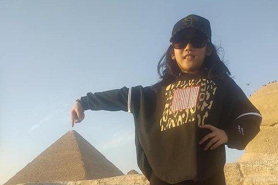 Privat heldagstur til Giza og Saqqara...