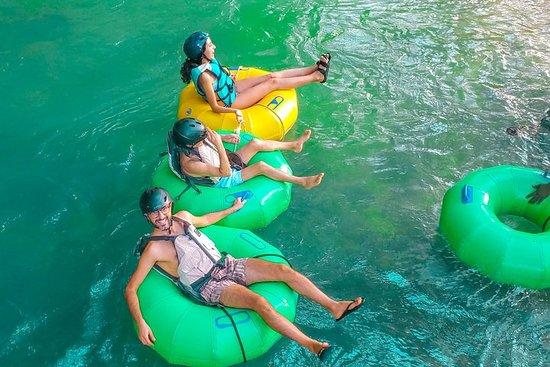 Jamaica River Rapid Tubing