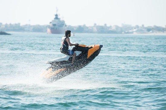 Jet Ski Ride Abenteuer Dubai