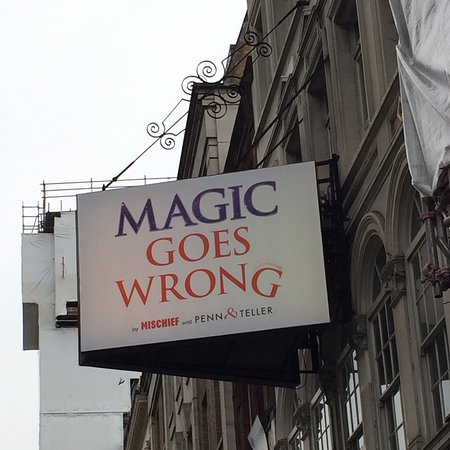 When Magic Goes Wrong
