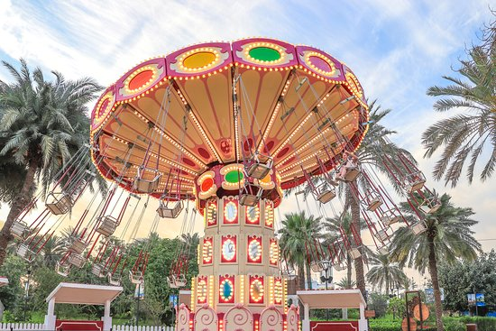 Al Montazah Parks