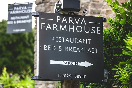 Parva Farmhouse, hôtels à Tintern