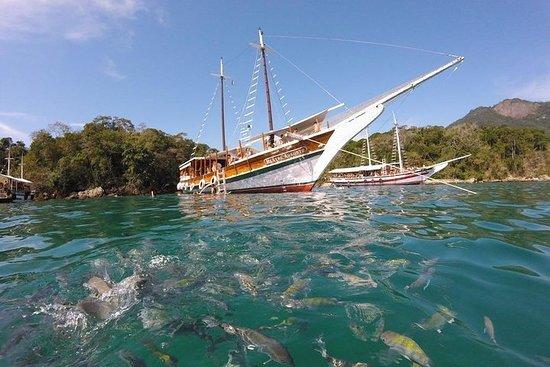 Angra dos Reis och Ilha Grande Boat ...
