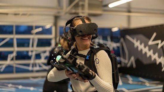 Zero Latency VR Rotterdam