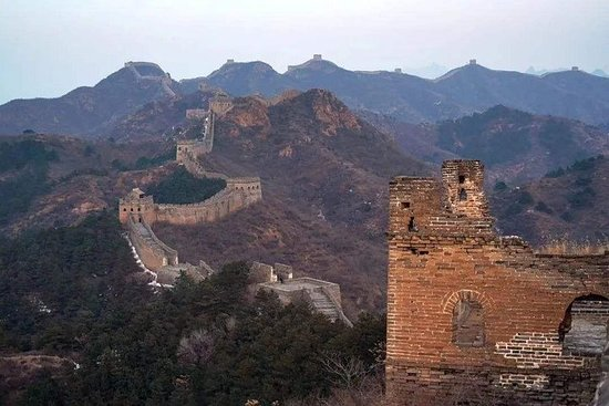 1-Day Private Tour: Jinshanling Great...