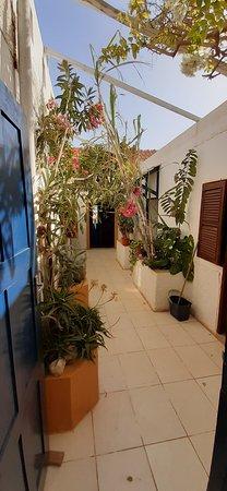 Майо, Кабо-Верде: Accès à la 1ère chambre et à la sortie