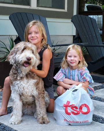 Kids love Tso!