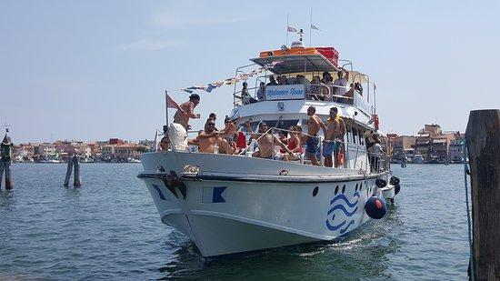 Motonave Anna di Chioggia Navigazione Srl