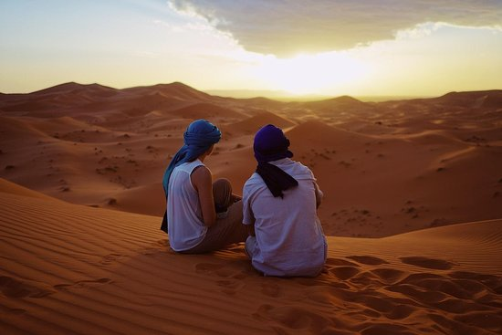Marruecos En Tours