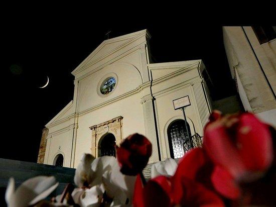 Chiesa e Santuario del Santissimo Crocifisso