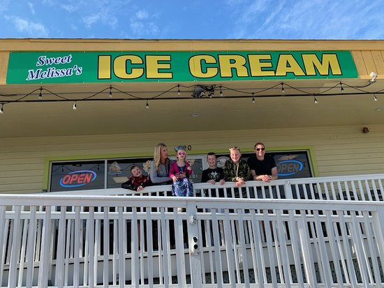 Casey Key, FL: And don't forget Sweet Melissa's Ice Cream on the way out from the Jetty (I've reviewed this  previously)