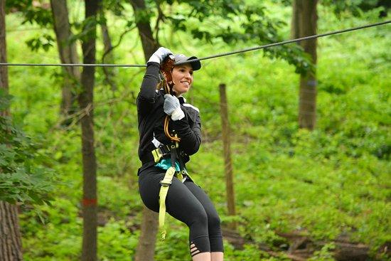 Treetop Quest Greenville