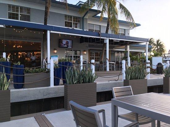 Outside Picture Of Yot Bar Kitchen Fort Lauderdale Tripadvisor