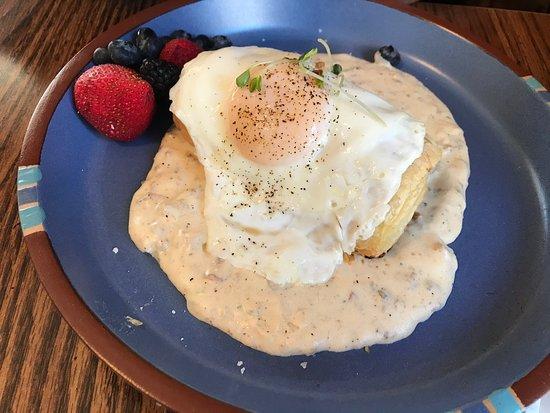 Cascade, ID: Savory breakfasts