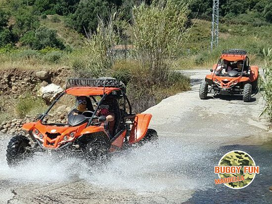 Buggy Fun Marbella