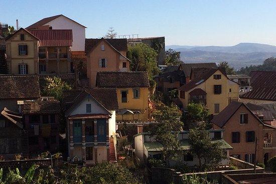 Excursion à Antananarivo avec visite...