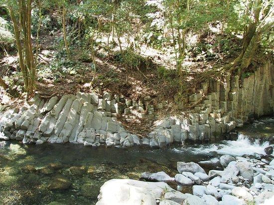 Hebi-daru Falls Kawazu Nanadaru Waterfalls