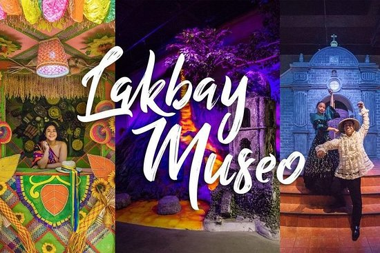 Billet d'entrée au musée de Manille...