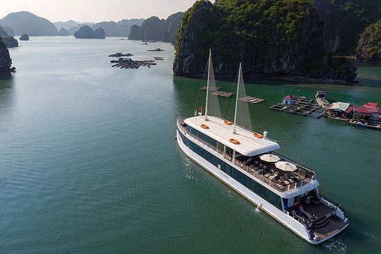 Jade Sails - Halong Bay Luxury Day Tour