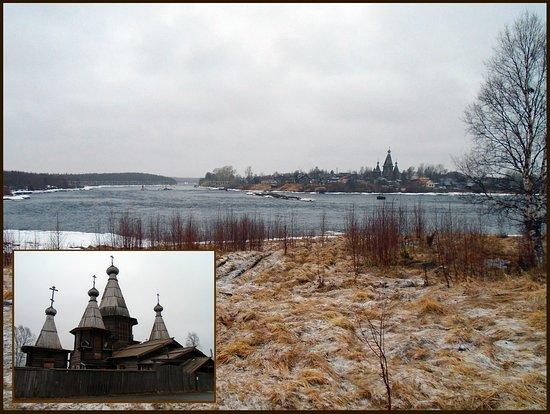 Kem, รัสเซีย: Успенский собор в городе Кеми