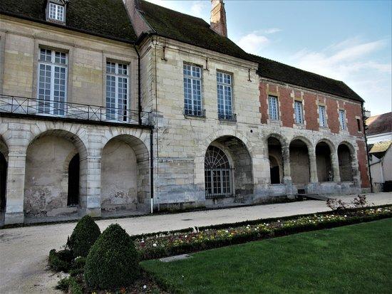 Jardin Bossuet