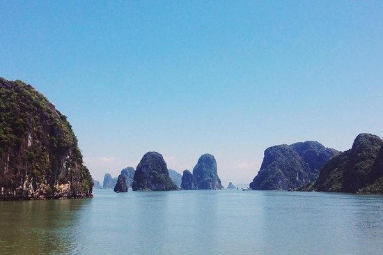 Tuan Chau Island Foto