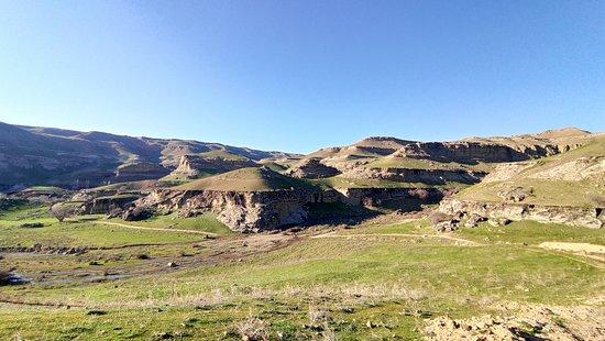 Turkmnenistan, Balkan Province,  Garrygala (Magtymguly)