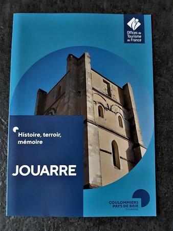 Jouarre, Франция: Dépliant