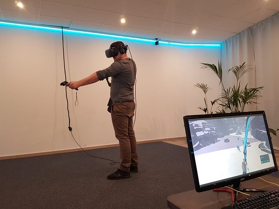 VEELIX VR-Lounge