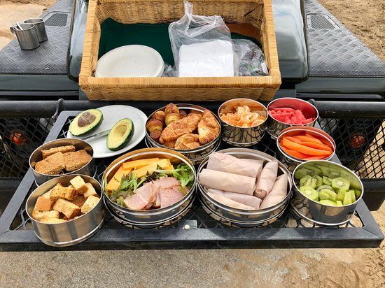 Mala Mala Private Game Reserve, แอฟริกาใต้: Optional breakfast out on game drive