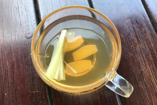 Miscelazione del tè