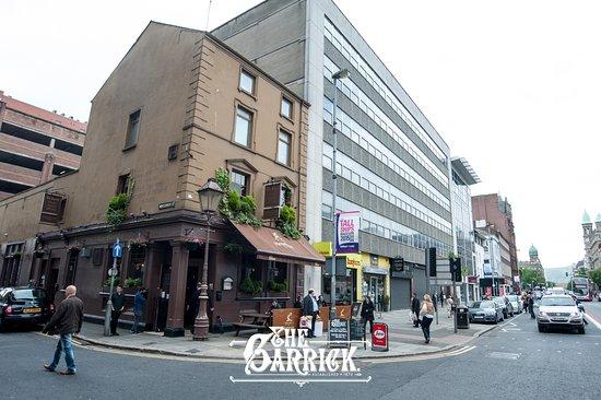 The Garrick Bar