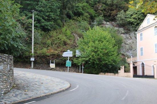 Valle-di-Campoloro, France: vue du village