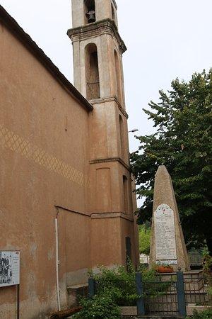 Valle-di-Campoloro, France: Le monument aux morts