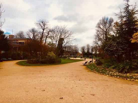 Gardens of the Champs-Élysées