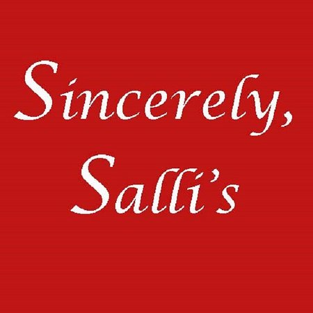 Sincerely, Salli's