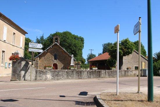 Sombernon, France: Vue du village