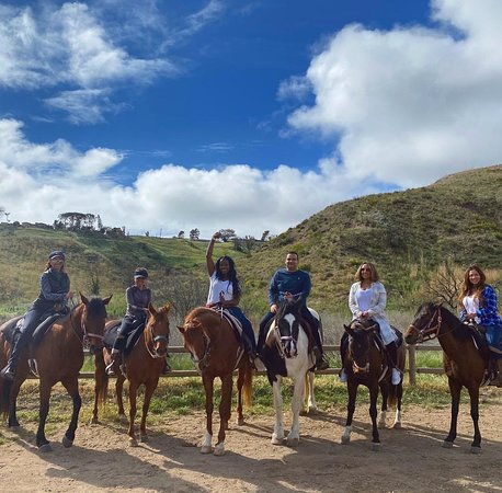 Agoura Hills, CA: Take only memories, leave only hoof prints with Malibu Riders!